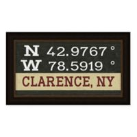 Clarence Coordinates Framed Wall Art