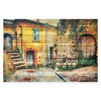Old Town Giclée Print Wall Art