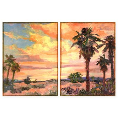 Buy Palm Wall Art from Bed Bath & Beyond