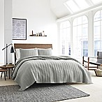 Kenneth Cole Granite Full/Queen Coverlet in Neutral