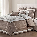 Bridge Street Templeton Full Comforter Set in Mink