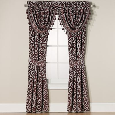 buy waterfall valance from bed bath & beyond