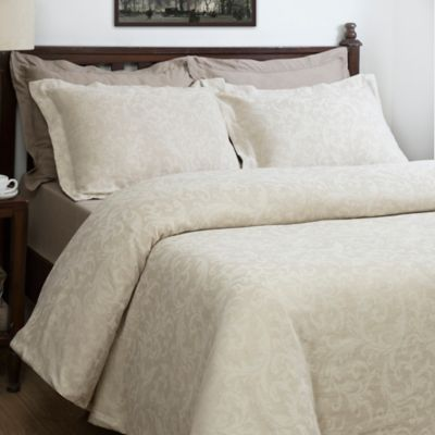 Buy Jacquard Duvet Cover from Bed Bath & Beyond : jacquard quilt cover sets - Adamdwight.com
