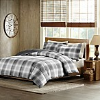 Woolrich Woodsman King Comforter Set in Grey