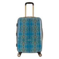 Travelware Aimee Kestenberg Ivy 24-Inch Spinner Rolling Suitcase in Blue