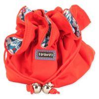 Hadaki Jewelry Sack in Red