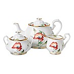 Royal Albert 100 Years 1970 Poppy 3-Piece Tea Set