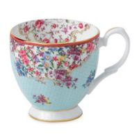 Royal Albert Candy Sitting Pretty Vintage Mug