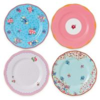 Royal Albert Candy Salad Plates (Set of 4)