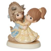 Precious Moments® Disney® Boy as Beast with Belle Figurine