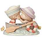 Precious Moments® You're the Only Fish in My Sea Couple in Boat Figurine
