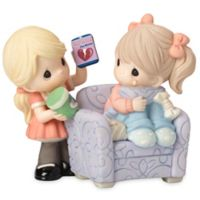 Precious Moments® Where Would I Be Without You 2 Friends Figurine