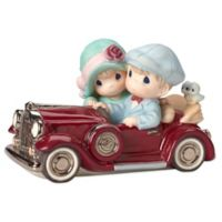 Precious Moments® Our Love is Timeless Couple in Antique Car Figurine