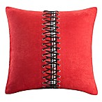 Woolrich® Williamsport 18-Inch Square Throw Pillow in Red