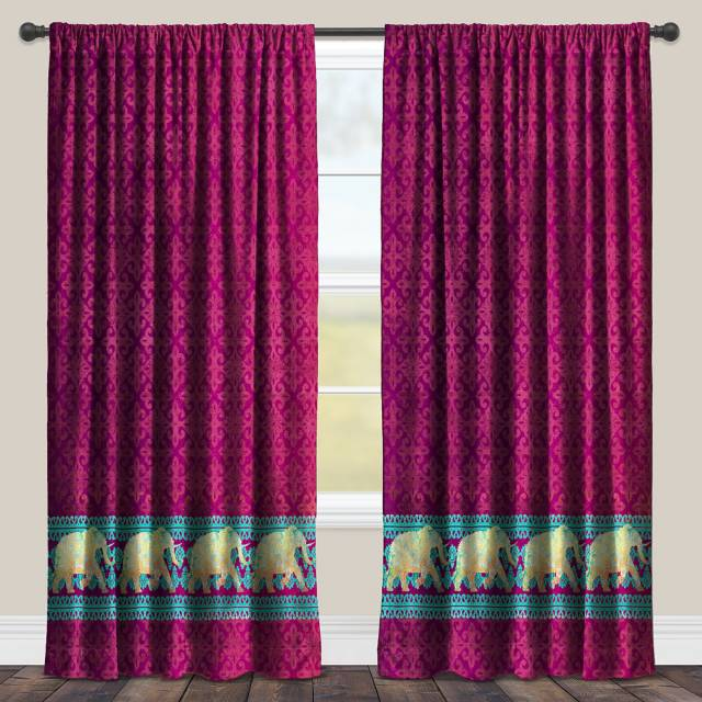 solar shield austin rod pocket room darkening window curtain