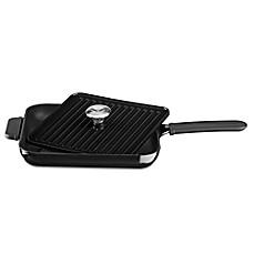 KitchenAidu0026reg; Cast Iron Grill And Panini Press