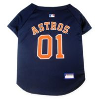 MLB Houston Astros Pet Jersey