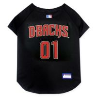 MLB Arizona Diamondbacks Pet Jersey