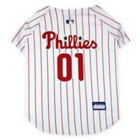 MLB Philadelphia Phillies Pet Jersey