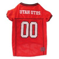 University of Utah Extra-Large Pet Jersey