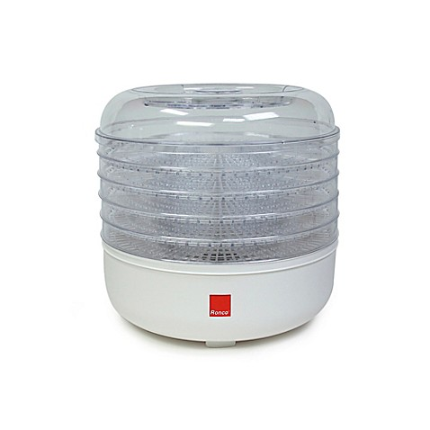 Ronco 174 Five Tray Electric Food Dehydrator Bed Bath Amp Beyond