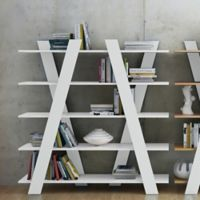 Tema Wind Shelving Unit in White