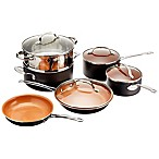 Gotham™ Steel Ti-Cerama™ 10-Piece Cookware Set