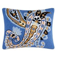 Nadia Hooked Oblong Throw Pillow