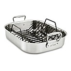All-Clad® Large Stainless Steel Roaster With Rack