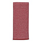 Ultimate Turkish Striped Kitchen Towel in Red