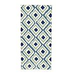 Uptown Paxton Napkin in Blue/Green