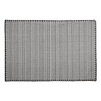 Terra Woven Lyon Placemat in Grey