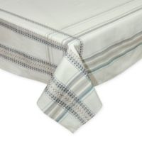 Terra Woven French Picnic 60-Inch x 102-Inch Oblong Tablecloth in Blue