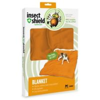 Insect Shield® Medium Blanket in Carrot