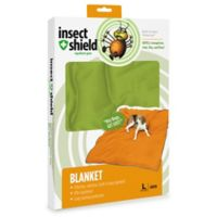Insect Shield® Large Blanket in Fern