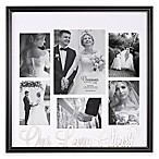 "Occasions Clove ""Our Love Story"" Collage in Black"