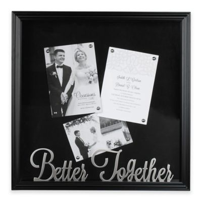 Buy Shadowbox Frame from Bed Bath & Beyond