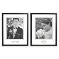 Occasions Gallery 8-Inch x 10-Inch 2-Piece Lips and Mustache Frame Set