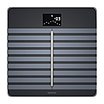 Nokia® Heart Health and Body Composition WiFi Scale in Black