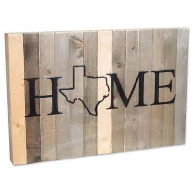 Sweet Bird© Home State Texas Wall Art