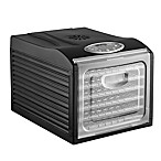 Gourmia® Countertop Auto Food Dehydrator in Black