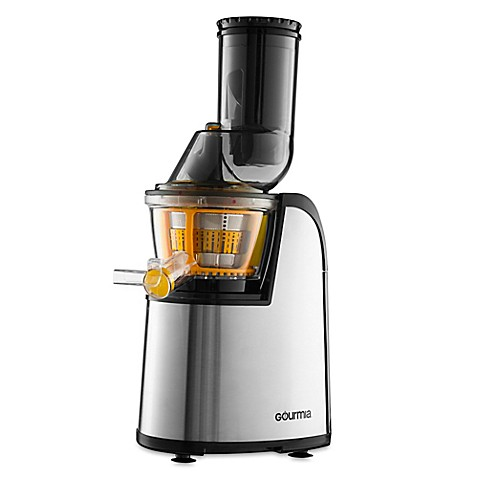 Omega Slow Juicer Bed Bath And Beyond : Buy Gourmia Masticating Slow Juicer with Wide-Mouth from Bed Bath & Beyond
