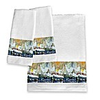 Laural Home® Glacier Bay Bath Towel