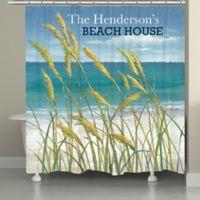 Laural Home® Summer Breeze Shower Curtain