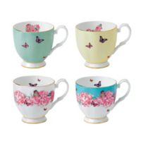 Miranda Kerr for Royal Albert Friendship Mugs (Set of 4)