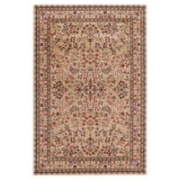 Concord Trading Sarouk 2-Foot 7-Inch x 4-Foot Rug in Ivory