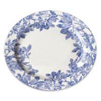 Caskata Arbor Blue 15-Inch Oval Platter