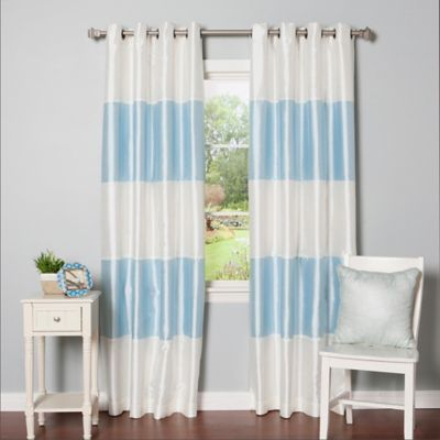 bedroom awesome curtain image panels room sky bedroomsky curtains panelssky living solid concept blue style for modern