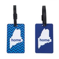 Latitude 40°N™ Maine State Love Luggage Tags (Set of 2)