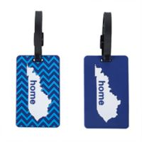 Latitude 40°N™ Kentucky State Love Luggage Tags (Set of 2)